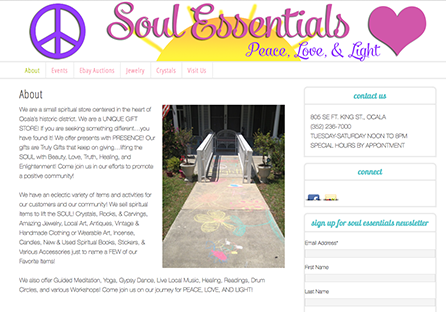 Soul Essentials of Ocala - Christine Leiser Consulting